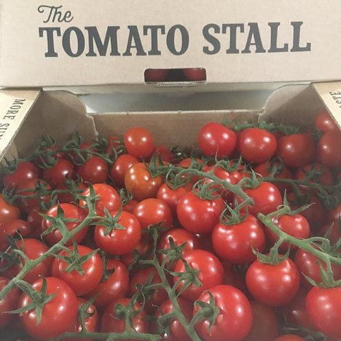 IOW Cherry Vine Tomatoes 250g