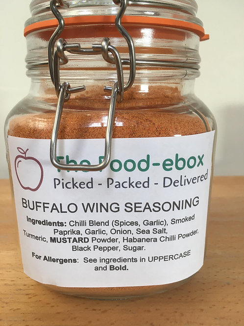 Buffalo Wing Seasoning - 50g