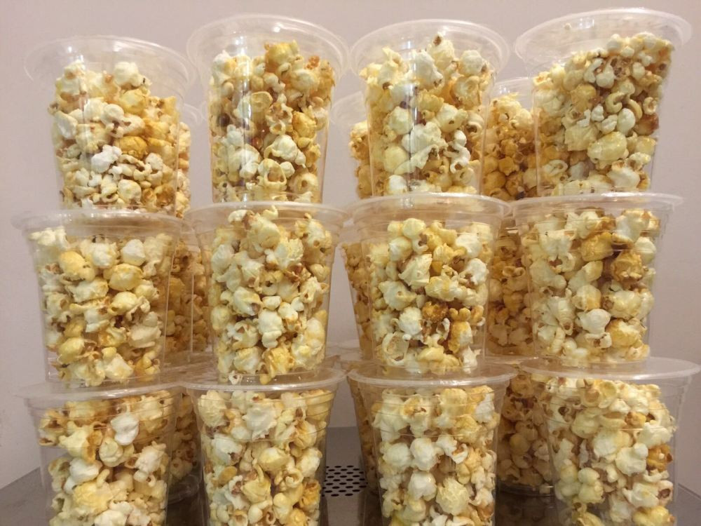 Popcorn Pre-packaged