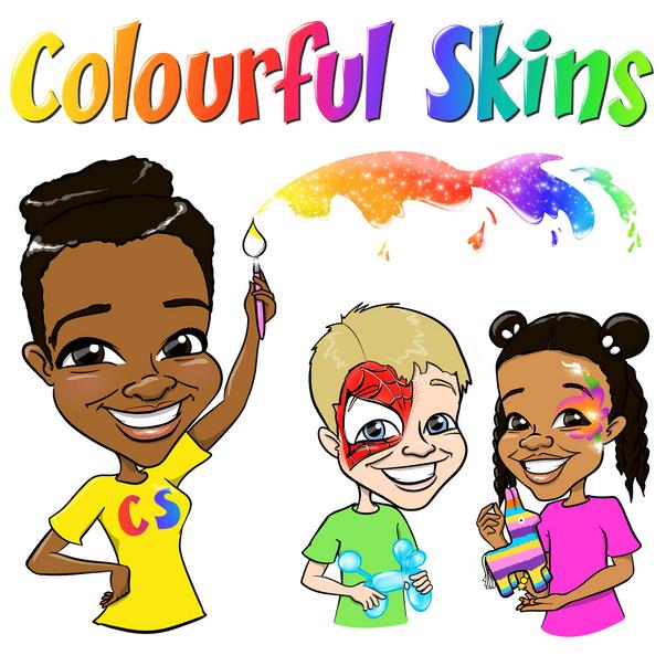 Colourful Skins