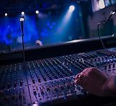 Sonorisation table de mixage
