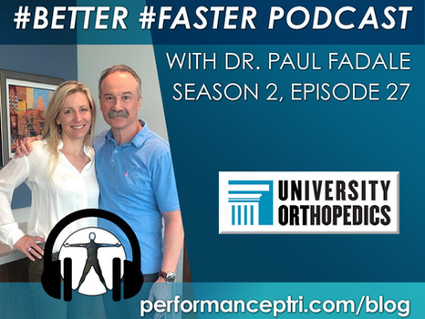 #Better #Faster Podcast- Dr. Paul Fadale- The Patient-Centric Experience