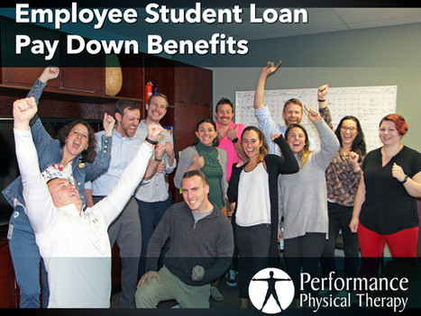 Performance Physical Therapy Introduces Employee Student Loan Pay Down Benefits