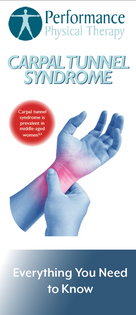 Carpal Tunnel Syndrome Brochure