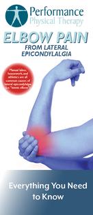 Elbow Pain Brochure