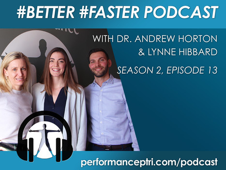 The Student Clinical Experience - Dr. Andrew Horton and Lynne Hibbard - #BETTER #FASTER Podcast