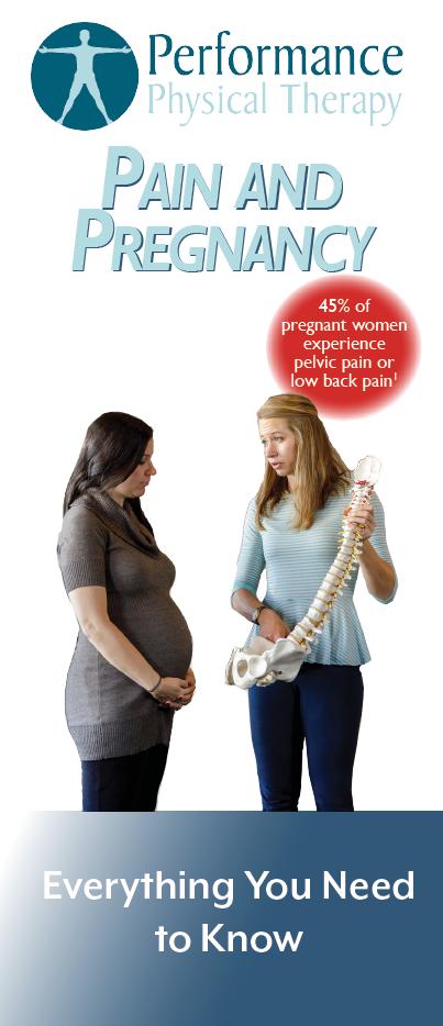 Pain & Pregnancy Brochure
