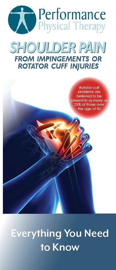 Shoulder Pain Brochure