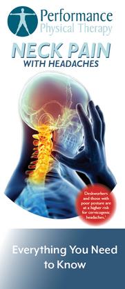 Neck Pain w/ Headaches Brochure