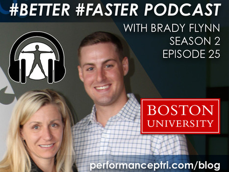 #Better #Faster Podcast- Physical Therapy Student Brady Flynn