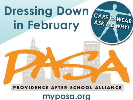 February Care to Wear - Providence After School Alliance
