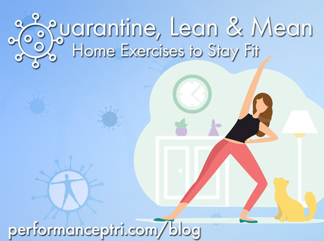 Quarantine, Lean & Mean