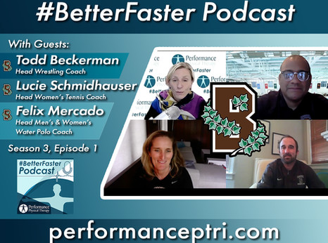 #BetterFaster Podcast - Coaching From a Distance