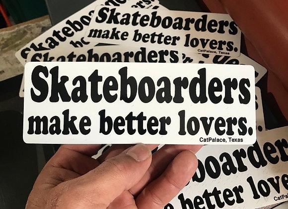 Lover Sticker