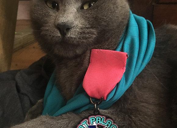 2017 Los Gatos Locos Fiesta Medal