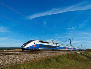 FRANCHE-COMTE - Plaidoyer pour l'achèvement de la branche Est de la LGV Rhin-Rhône