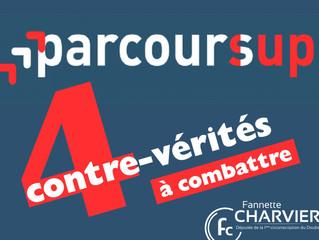 PARCOURSUP - Après les premières propositions, 4 contre-vérités à combattre