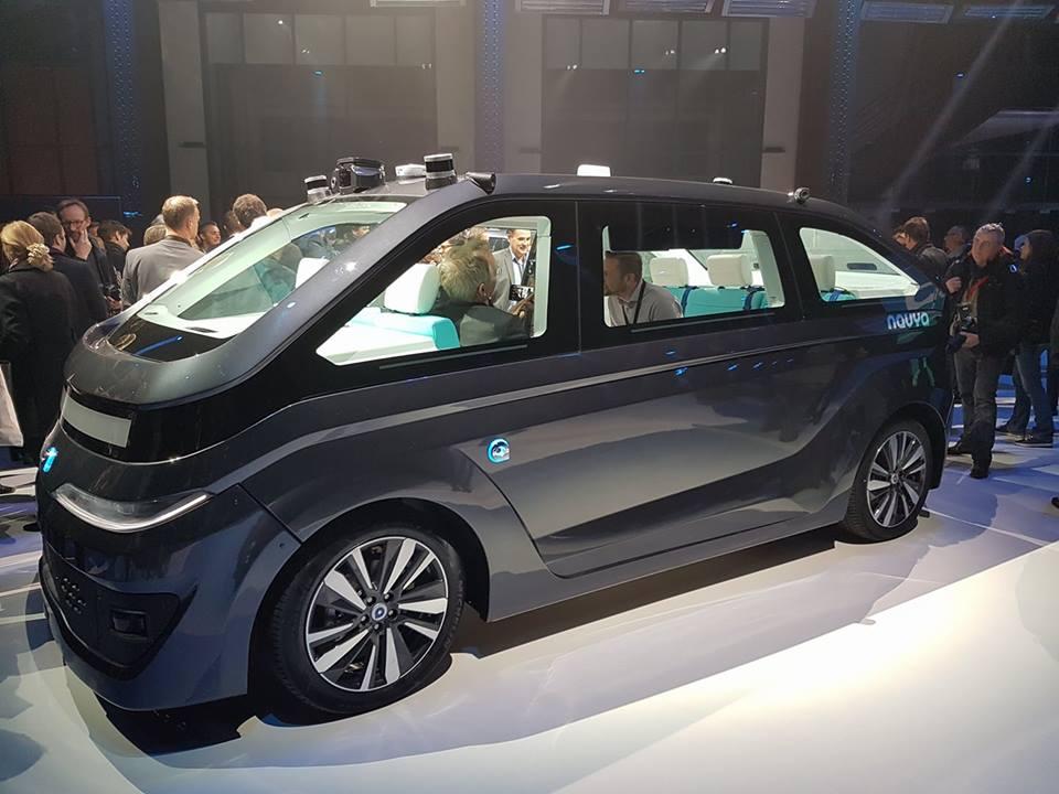 Autonom cab - Navya