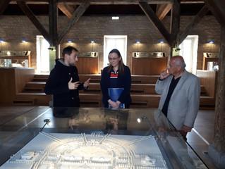 PELOUSEY, BURGILLE & ARC-ET-SENANS - Visites de communes
