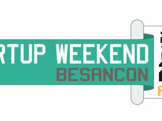 Edition 2018 du Startup Weekend Besançon