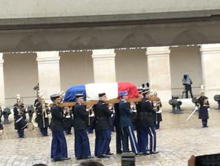 TERRORISME - Hommage aux victimes et au courage du Colonel Beltrame