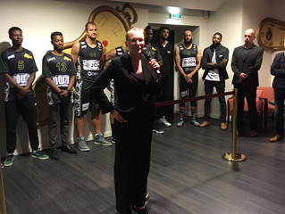 Soirée de lancement officiel de la saison du BesAC Basket