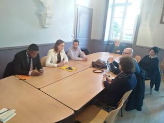 Boussières - A la rencontre des élus et des habitants