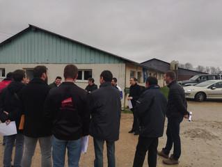 Rencontre avec la Coordination Rurale 25 et la FDSEA du Doubs