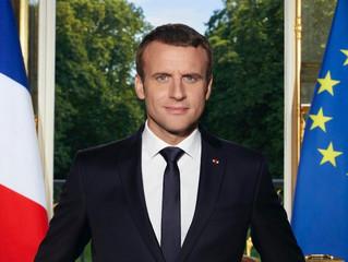 Emmanuel Macron - Première année à l'Elysée