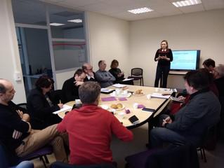Atelier citoyen sur la transformation de l'apprentissage