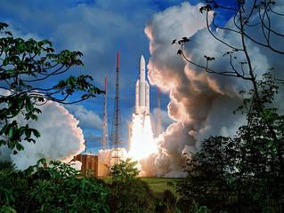 ESPACE - 100ème lancement pour Ariane 5 !