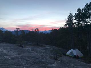 2nd peak - Squamish