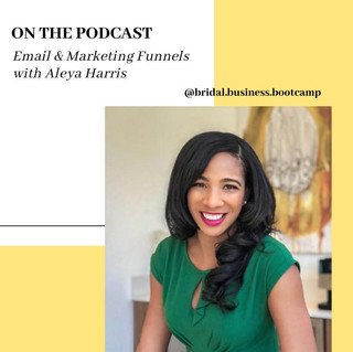 BRIDAL BUSINESS BOOTCAMP PODCAST