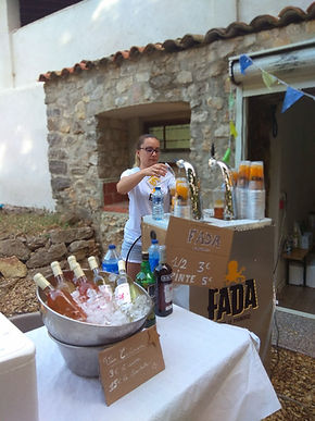 Location de tireuse, Brasserie du Castellet, FADA bière de Provence