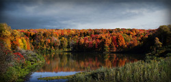 Ellicottville in Fall