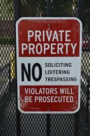 Por que a propriedade privada é uma lei da natureza?