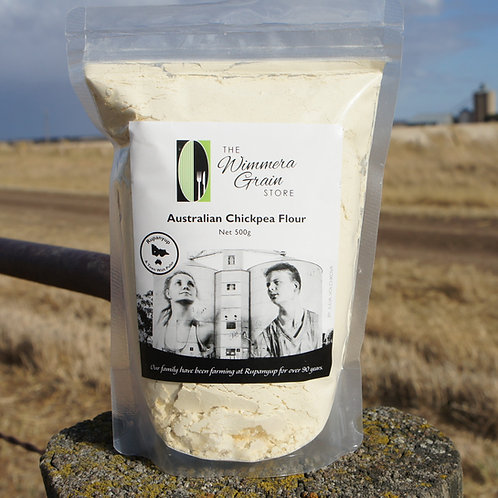 Australian Chickpea Flour 500g