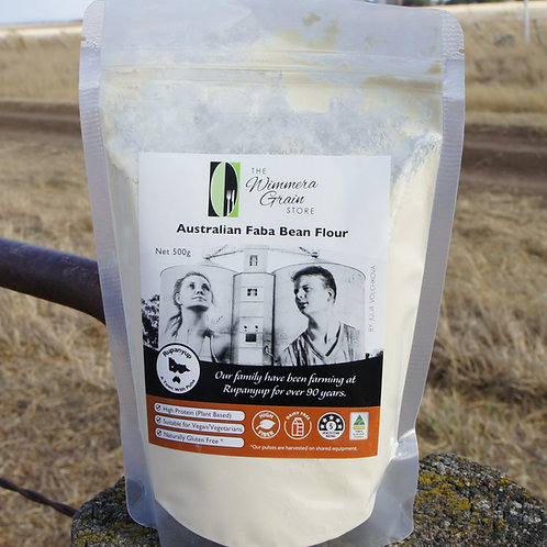 Australian Faba Bean Flour 500g- 5 per box