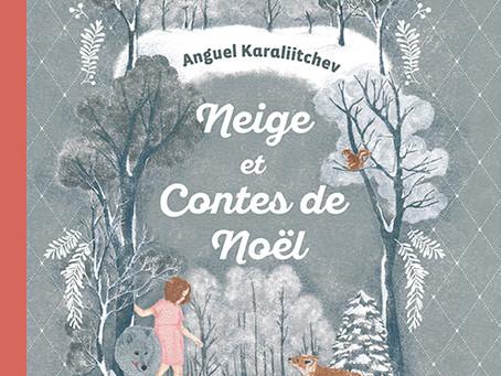 Neige et Contes de Noël en audio