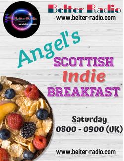 Angel's Scottish Indie Breakfast