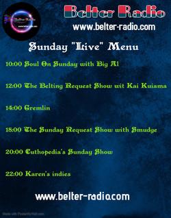 Sunday Live #1