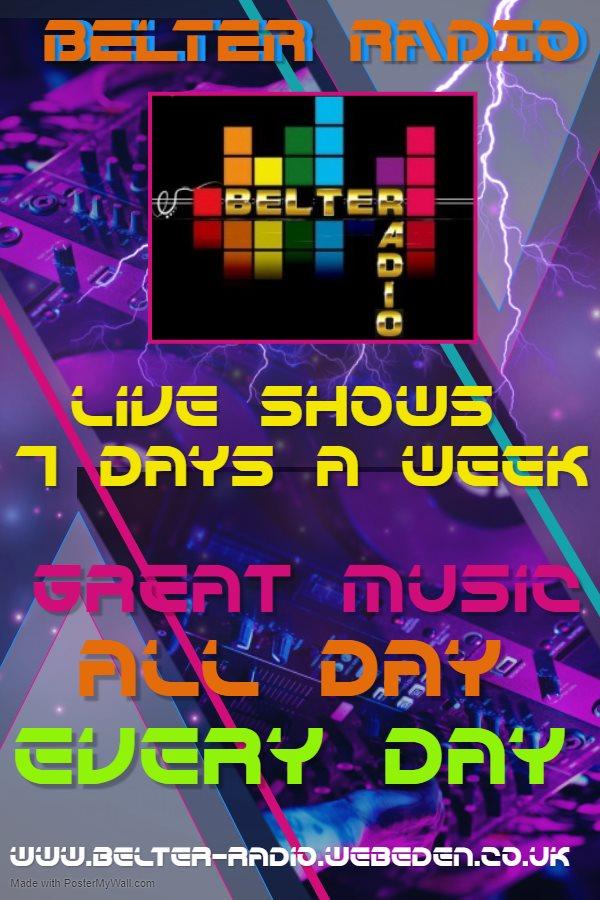 Belter 7 days