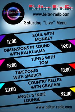 Saturday Live #1