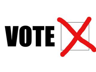 MUNICIPAL ELECTION TIME!
