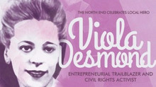 VIOLA DESMOND ON $10 BILL!