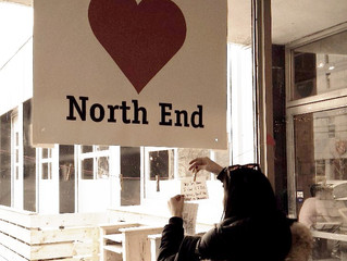 WE (HEART) THE NORTH END