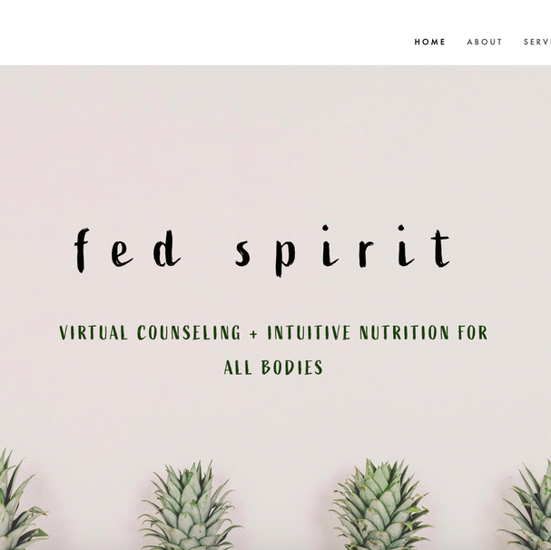 Fed Spirit Counseling