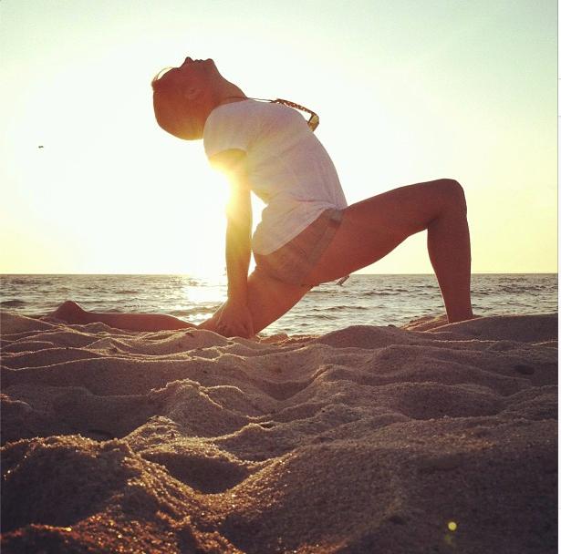 Mindfulness, yoga
