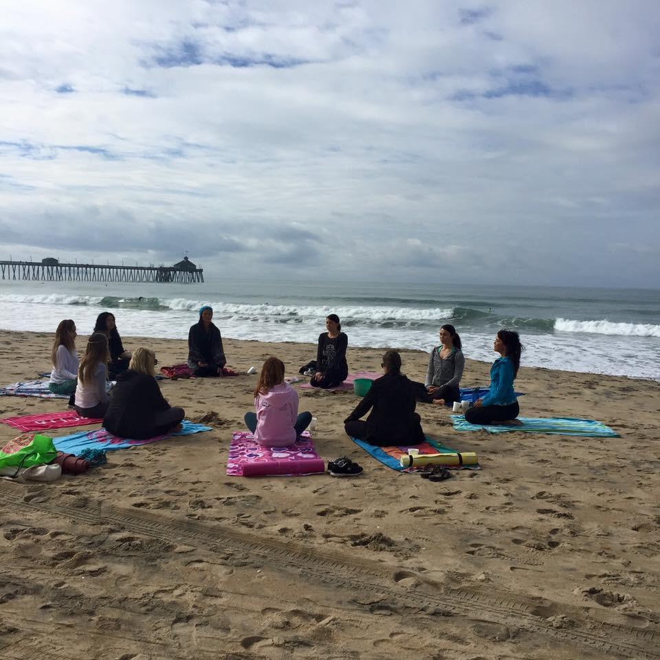 Yoga Retreat Teenagers
