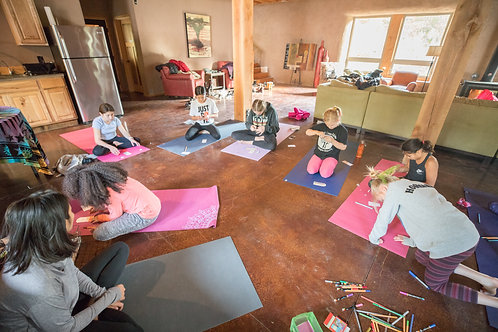 Introduction to Yoga for Kids